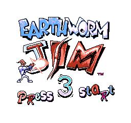 EarthWorm Jim 3